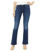 NWT HUDSON PETITE DREW BALTIC MID-RISE BOOTCUT JEANS 29 - $126.09