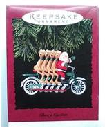 Halmark Keepsake Ornament Cheery Cyclists - $8.90