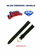 Speidel 11mm Black Calf Skin Lds Watch Band 258330-CHEAP - $9.50