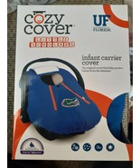 UF Florida Protective Lightweight Universal Infant Carrier Cozy Car Seat Cover - $23.51