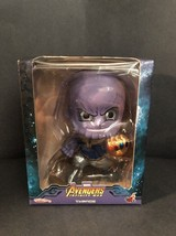"""NEW! Hot Toys Avengers Infinity War Thanos Bobble-Head Cosbaby 4"""" figure - $34.82"""