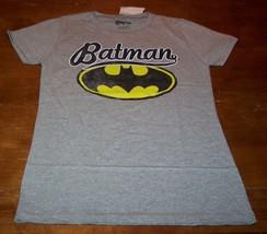 Women's Teen Vintage Style Batman Dc Comics T-shirt Xl New w/ Tag - $19.80