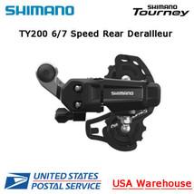 Shimano Tourney RD-TY200 6/7 Speed Bolt on SS GS Rear Derailleur Short / Medium  - $21.99