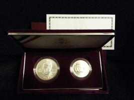 **RARE 1998 US Mint Silver Uncirculated Matte Kennedy Collector Set Box ... - $269.95