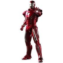 NEW Movie Masterpiece IRON MAN MARK 33 XXXIII SILVER CENTURION 1/6 Hot Toys - $288.89