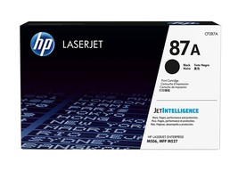 HP 87A Black Original LaserJet Toner Cartridge (CF287A) Yield 9000 - $245.47