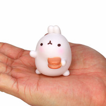 Type A Cute Short-eared rabbits Eat Squishy Squeeze Healing Fun Kids Kaw... - $6.04