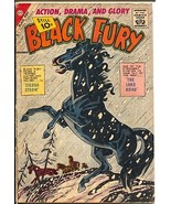 Black Fury  #33 1961-Charlton-Sierra Storm-10¢ cover price-Masked Rider-VG - $45.40