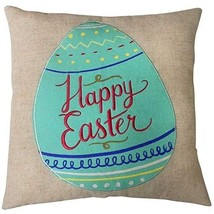 Celebrate Easter Together Decorative Throw Pillow (Happy Easter, 18 in x... - $25.73