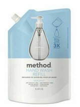 HAND SOAP, Method SWEET WATER Gel Hand Wash Soap 34 OZ REFILL POUCH * - $12.86