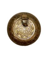 India Vintage Brass Ornate Trinket Box - £12.95 GBP