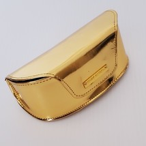 TORY BURCH Glasses Sunglasses Gold Patent Leather Case.   - $13.00