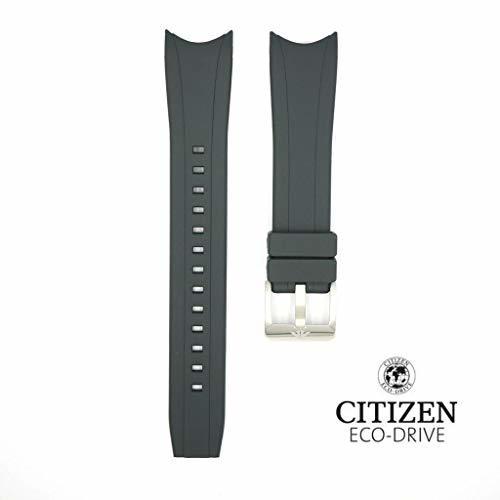 Original Citizen Promaster Black Rubber Band Strap for BJ2115-07E, BJ2117-01E, B - $84.95
