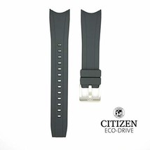 Original Citizen Promaster Black Rubber Band Strap for BJ2115-07E, BJ211... - $84.95