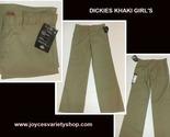 Girls dickies khaki pants web collage thumb155 crop