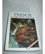Australian Women's Weekly French Cooking Made Easy - $5.38