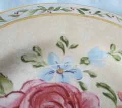 American Atelier 5024 Floral Daze Salad Plate set of 4 image 7