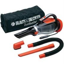 Black & Decker BDH1220AV 12-volt Auto Vacuum - $57.70