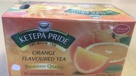 Flavoured Tea - Orange Flavoured Ketepa Pride Tea with orange infusions - $3.85