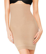 Spanx ASSETS 1653 Focus Firmers Extra Firm Control Half Slip Nude Small - $43.56