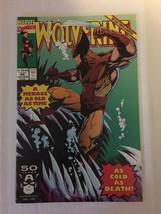 Wolverine #44 Marvel Comic Book 1991 VF Condition X-Men - $1.79
