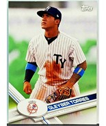RARE! GLEYBER TORRES ROOKIE! 2017 TOPPS PRO-DEBUT #124 NEW YORK YANKEES ... - $129.95
