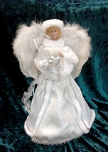 Victorian Angel Christmas Tree Topper - $19.99