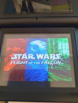 Nintendo Game Boy Advance GBA Star Wars: Flight Of The Falcon image 1