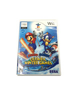 Nintendo Game Mario & sonic olympic winter games - $9.99
