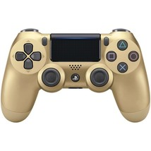 Sony 3001818 PlayStation4 DUALSHOCK4 Wireless Controller (Gold) - $80.14