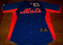 VINTAGE STYLE NEW YORK METS MLB BASEBALL STITCHED JERSEY SMALL NEW W/ TAG - $74.25