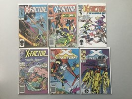 Lot of 12 X-Factor (1986 1st Series) from #3-30 - $39.60