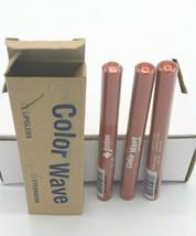 Jordana Color Wave Lip Color, 3-pack BAJA BRONZE 05 - $5.99