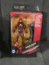 "DC Comics Multiverse Justice League The Flash 6"" Action Figure Steppenwo... - $21.78"