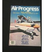 Aviation History: Air Progress Pilot Reports: Piper Arrow 11, Cessna 340... - $11.97
