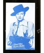 VIRGINIA CHRISTINE-1950-ARCADE CARD-PORTRAIT G - $16.30