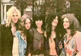 Aerosmith taken in 1971 - $7.18