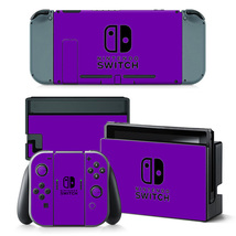Nintendo Switch design vinyl decal for Nintendo switch console sticker Skin - $15.00