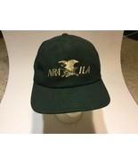 Vintage NRA / National Rifle Association /  ILA green adjustable cap / hat - $23.36