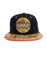 Colorful Circular Swaggy Men Women Baseball Cap Snapback Hip-Hop Bboy Cap - £8.64 GBP