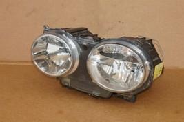 04-07 Jaguar XJ8 XJR VDP Headlight Lamp Halogen Driver Left Side LH - POLISHED image 2