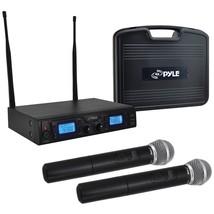 Pyle Uhf Wireless Microphone System PYRPDWM3360 SSW-RA41200 - $165.25