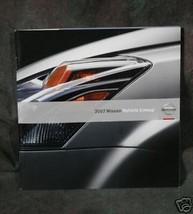 2007 Nissan Vehicle Lineup. - $2.00