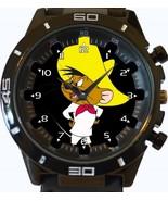 Speedy Gonzalez New Gt Series Sports Unisex Gift Watch - $34.99