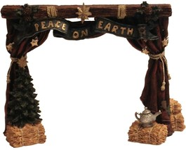 Boyds Bears, Nativity, The Stage, FIRST EDITION, Pristine (creche) - $19.95