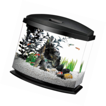 Aqueon LED MiniBow Aquarium Starter Kits Lighting - $63.77