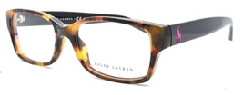Ralph Lauren RL6117 5017 Women's Eyeglasses Frames 51-16-145 Havana - $49.40