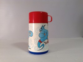 ALADDIN THERMOS GENIE HOT OR COLD BEVERAGES VGC CUTE - $18.49