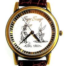 Bugs Bunny 90's 'First Sketch Model Sheet' Fossil Warmer Bros Watch XXX/2500 $85 - £64.24 GBP