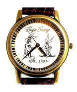 Bugs Bunny 90's 'First Sketch Model Sheet' Fossil Warmer Bros Watch XXX/... - $84.00